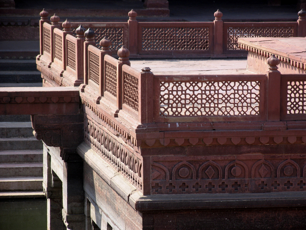 Fatehpur Sikri (City of Victory) Gardenvisit.com