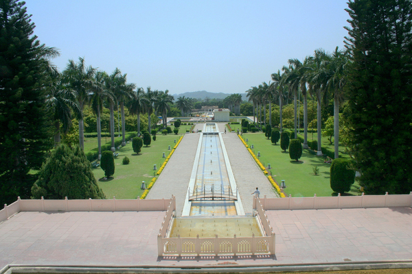 Pinjore Gardens (or Yadavindra Gardens) Saad Akhtar