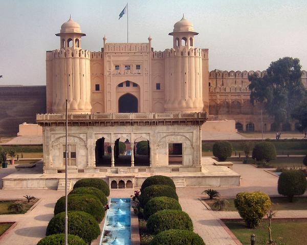 Lahore Fort K Ali