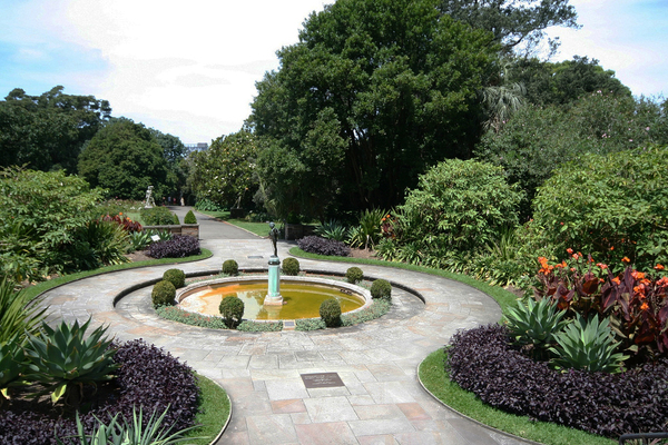 Royal Botanic Gardens Sydney OZinOH