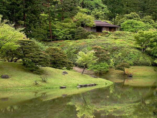 Shugaku-in Imperial Villa Garden John Weiss