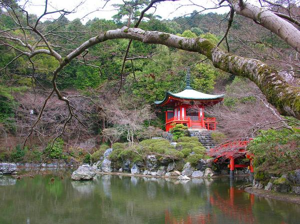 Daigo Sambo-in Palace Garden yhshangkuan