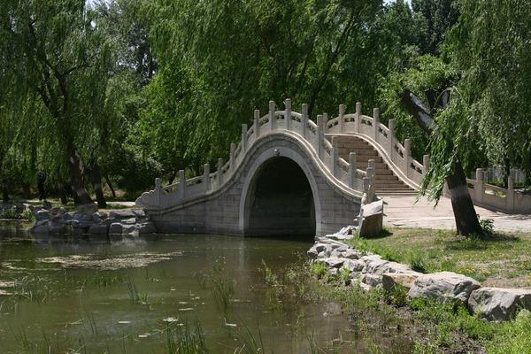 Yuan Ming Yuan (Garden of Gardens or Garden of Perfect Brightness) Steven Buss