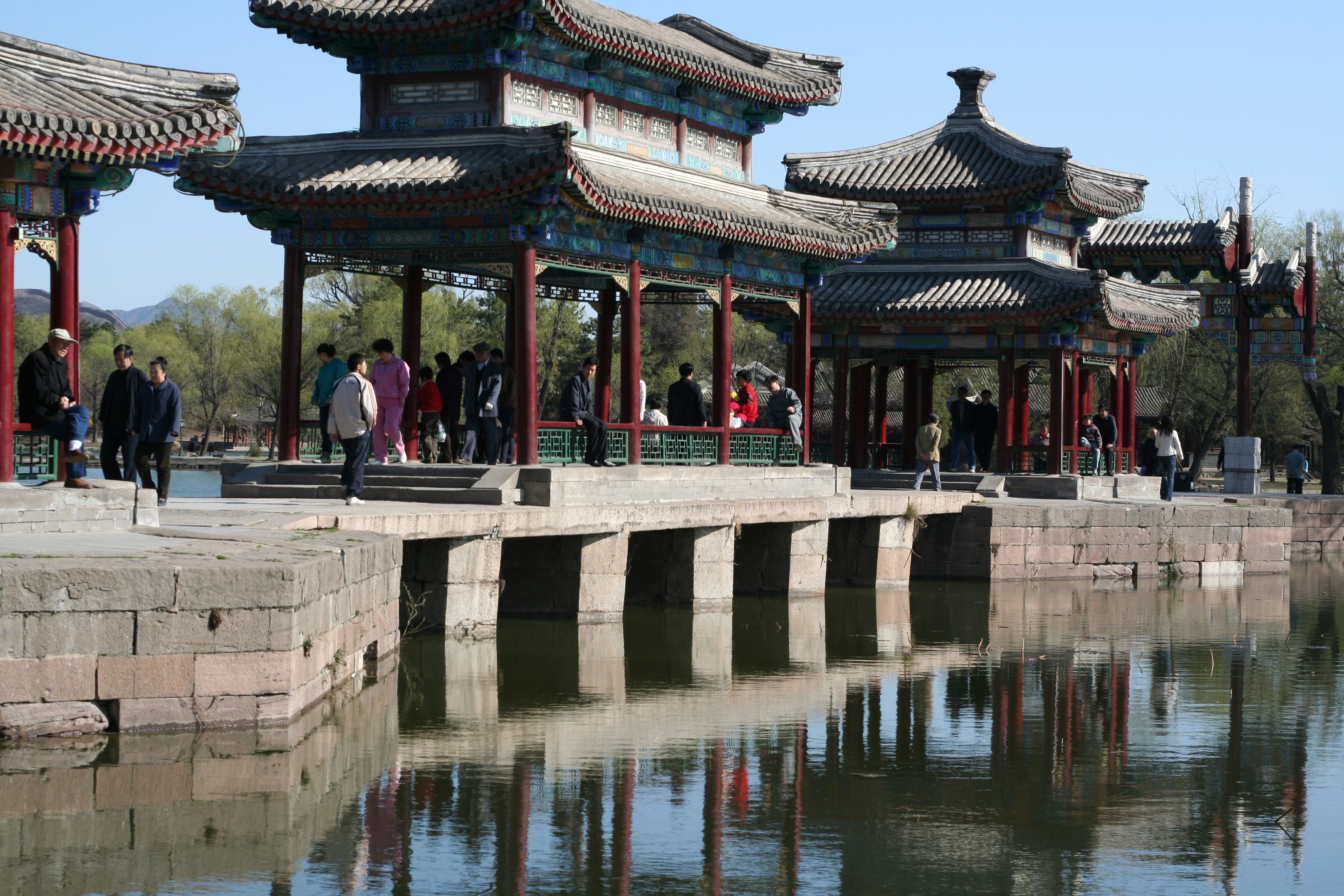 Chengde - Imperial Summer Mountain Resort for Escaping the Summer Heat Gardenvisit.com