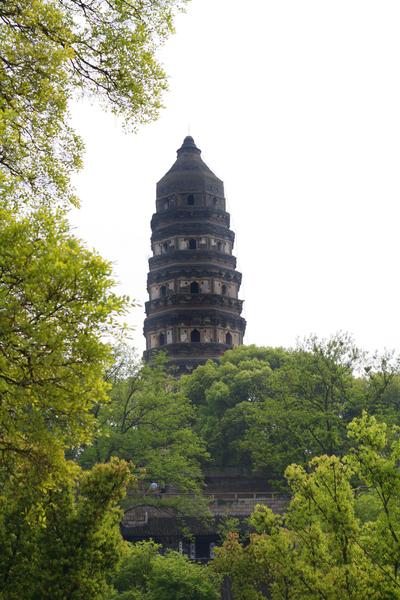 Tiger Hill (Huqiu Shan) Gardenvisit.com