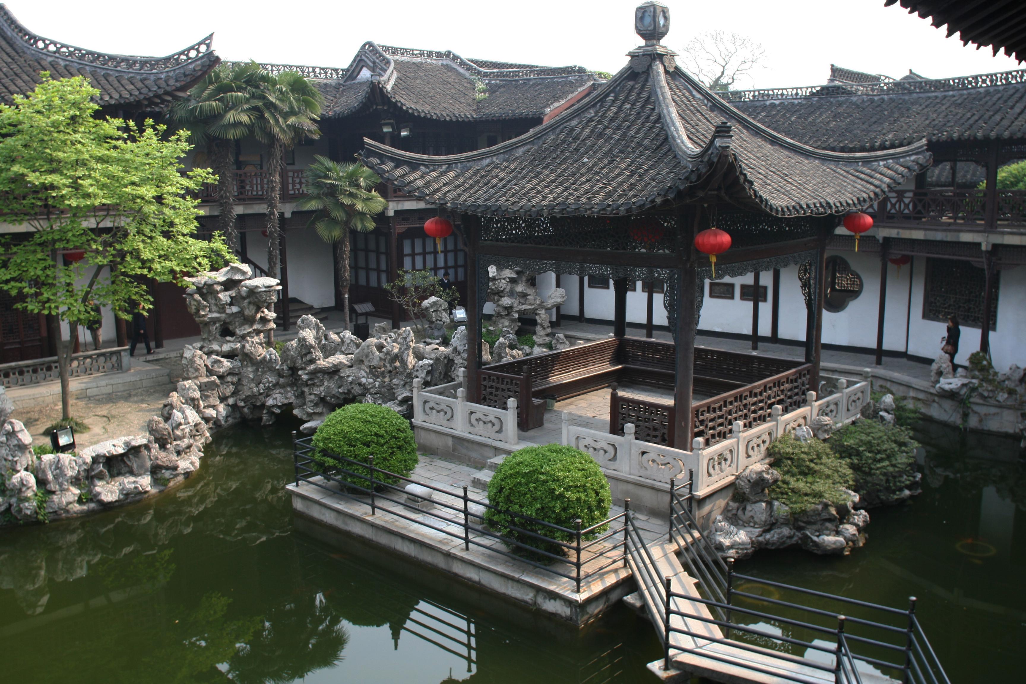 He Yuan Jixiao Mountain Villa