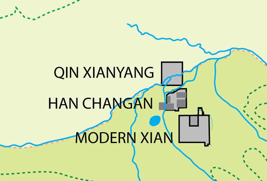 Chang An Xianyang Xian