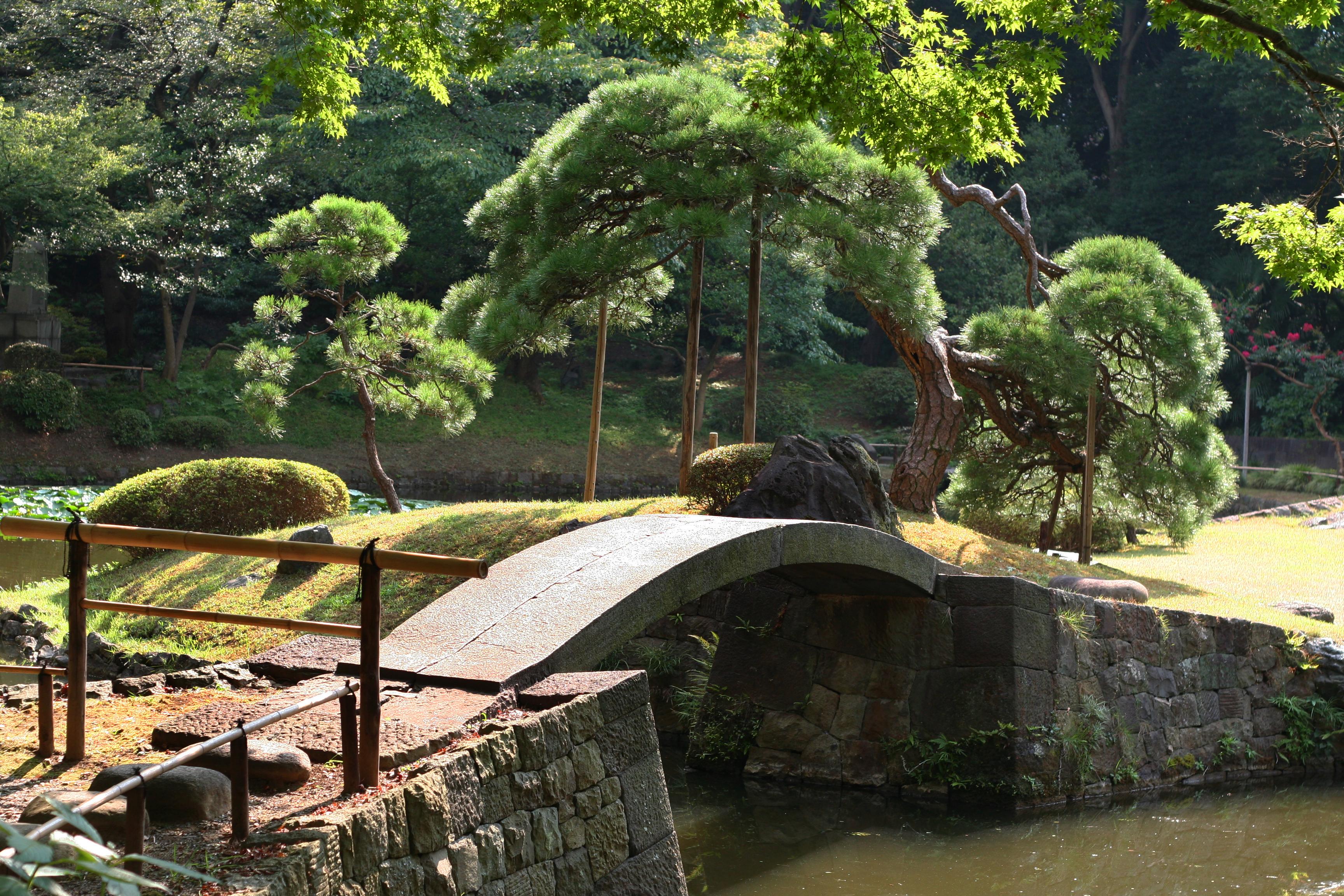 Korakuen garden for Jardin korakuen