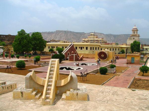 Jantar Mantar Jaipur McKay Savage