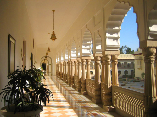 Ram Bagh Jaipur Hotel Gardenvisit.com