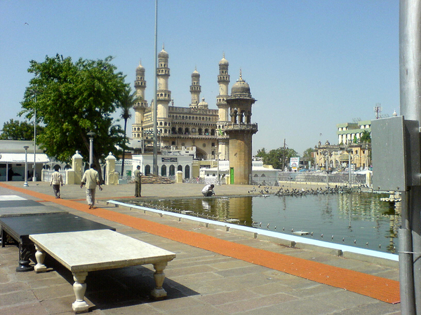 Charminar, Hyderabad Rakesh Krishna Kumar