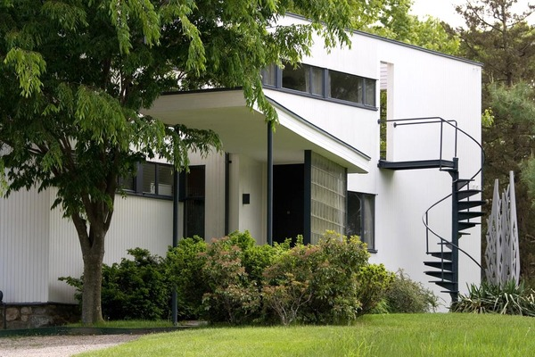 Gropius House and Garden Ken Schwarz