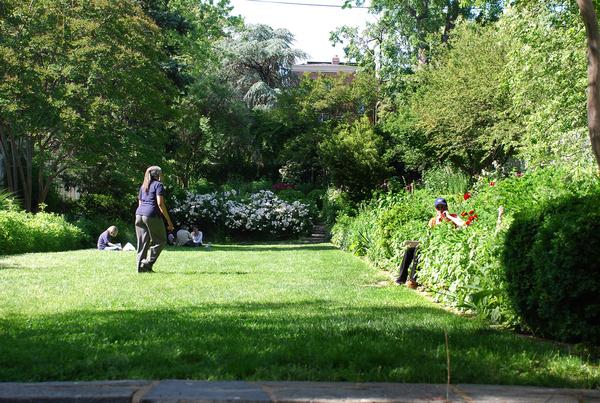 Old Stone House Garden Adam Fagen