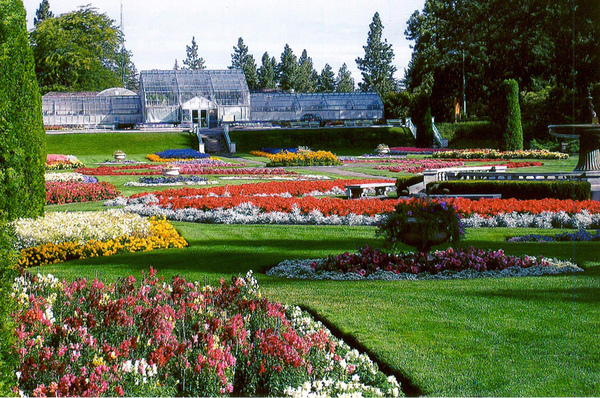 Manito Park and Gardens Bill Tann