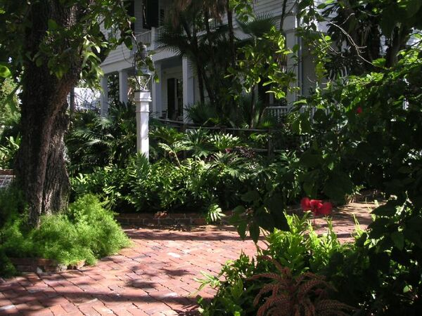 Audubon Gardens James Ashburn