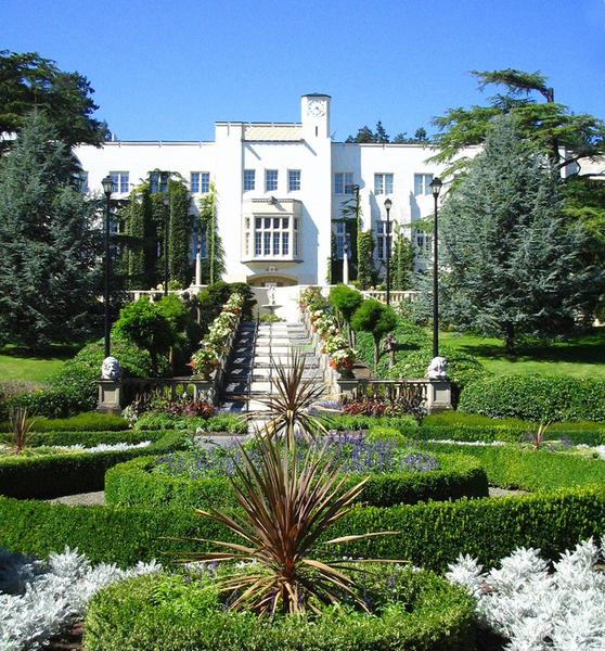 Hatley Park Gardens Pam Falcioni