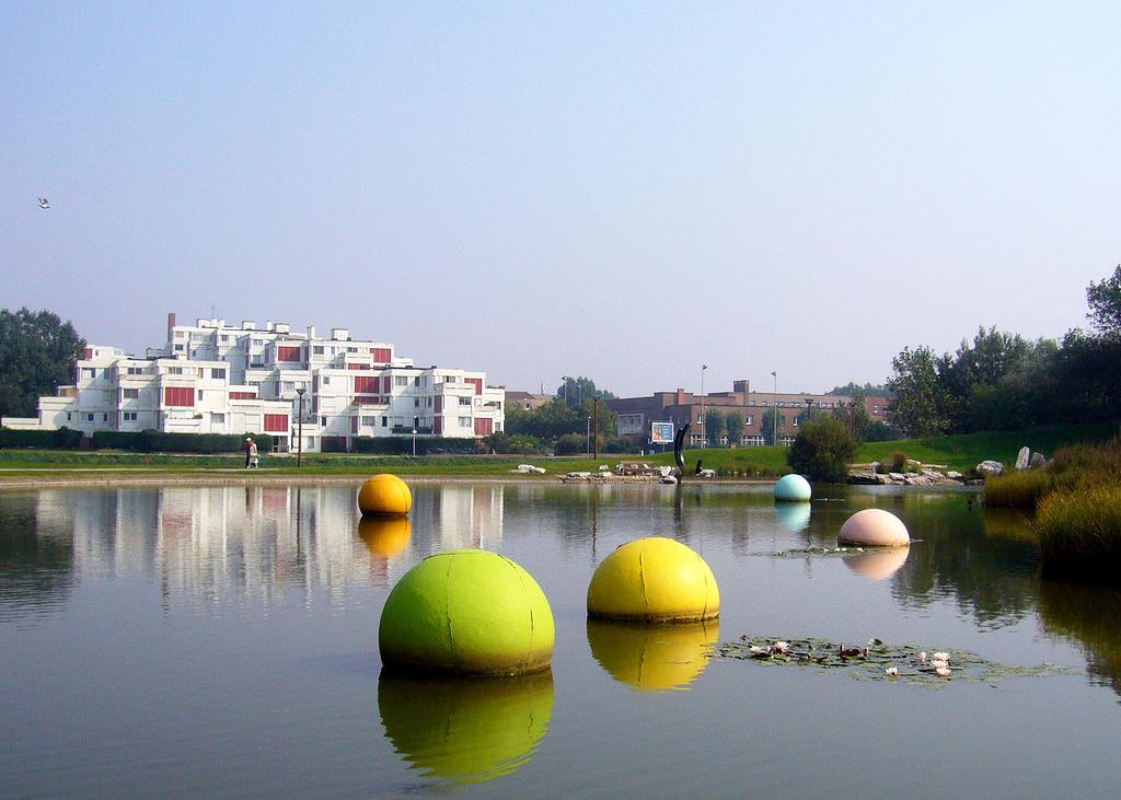 sculpture contemporaine jardin Garden Visit