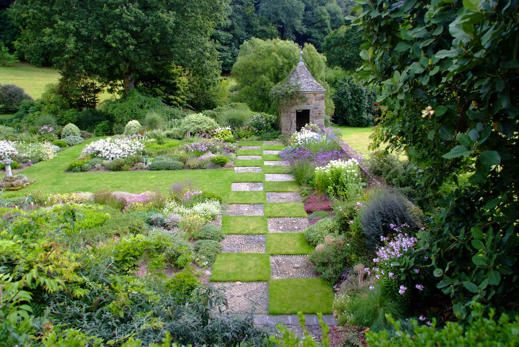 Jardins de kerdalo for Jardin kerdalo