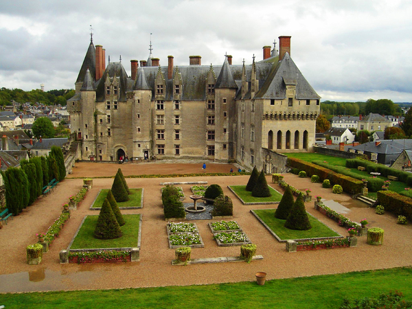 Chateau de Langeais Paul Kentish