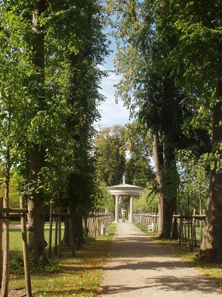 Neustrelitz Schlosspark Percy