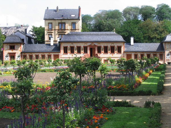 Prinz-Georg-Garten, Darmstadt Silvana