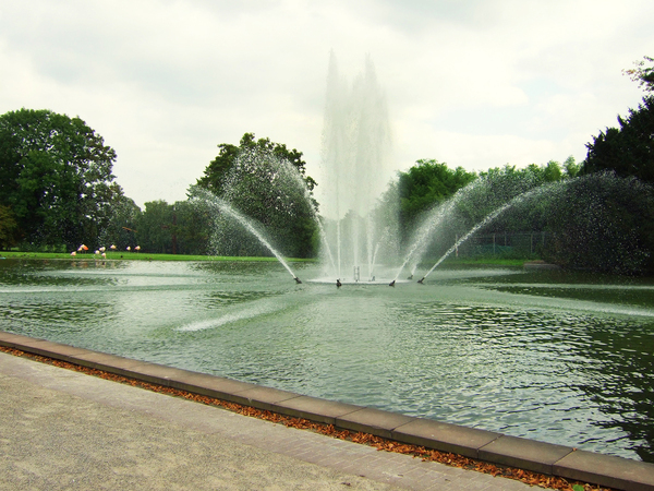 Westfalenpark, Dortmund Daniel Straight