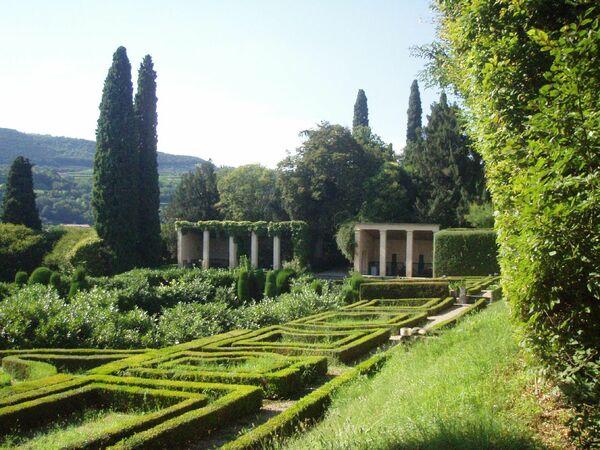 Giardino di Pojega Frank Meyrink