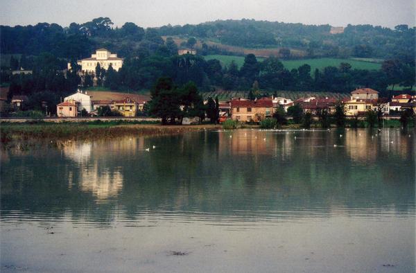 Caprile Villa Garden Cesare Patrignani