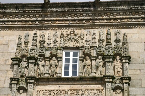 Hostal de los Reyes Catolicos Jpvargas
