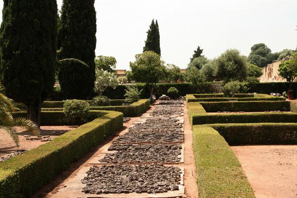 Madinat al-Zahra Gardenvisit.com