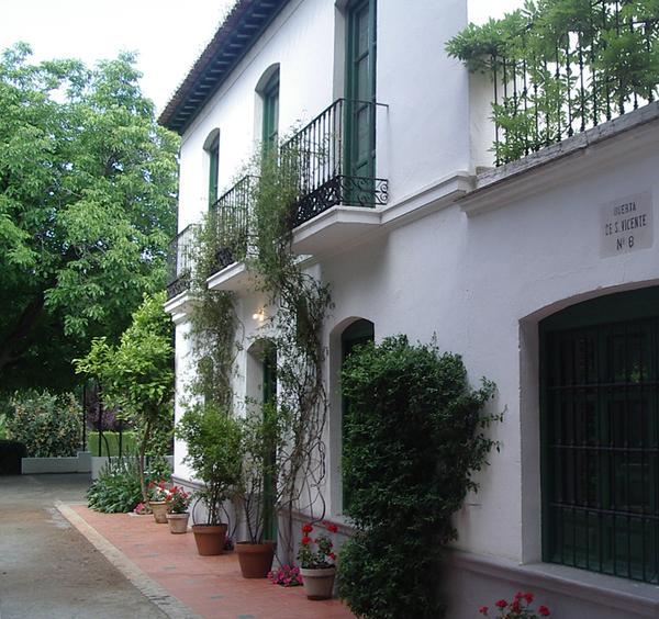 Huerta de San Vicente Javier Leiva