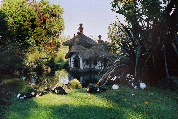 Quinta da Aveleda Garden Vitor Oliveira