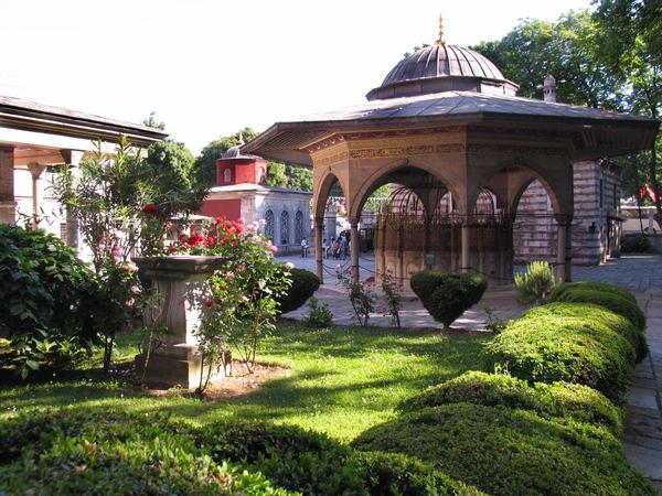 Hagia Sophia Gardenvisit.com