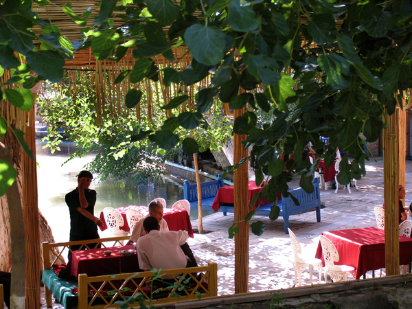 Lyab-i-Hauz Gardenvisit.com