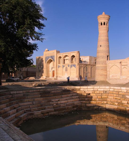 Kalon Mosque Gardenvisit.com