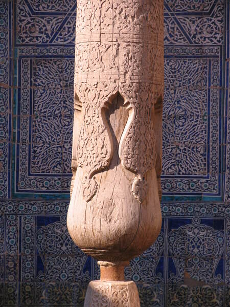 Ark, Khiva Gardenvisit.com