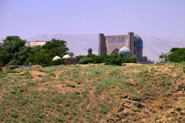 Afrasiyab Gardenvisit.com