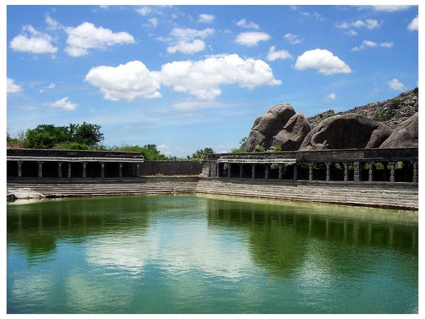 Gingee Fort Chandrachoodan Gopalakrishnan