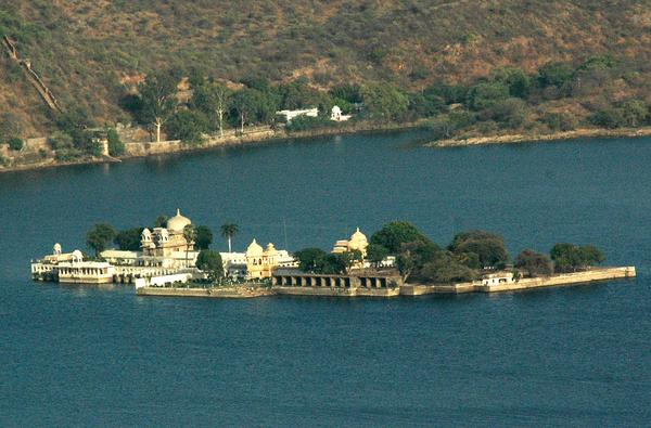 Jagmandir Island, Udaipur Alankar Joshi