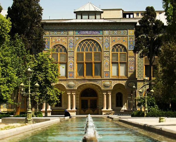 Golestan Palace Garden YoungRobV