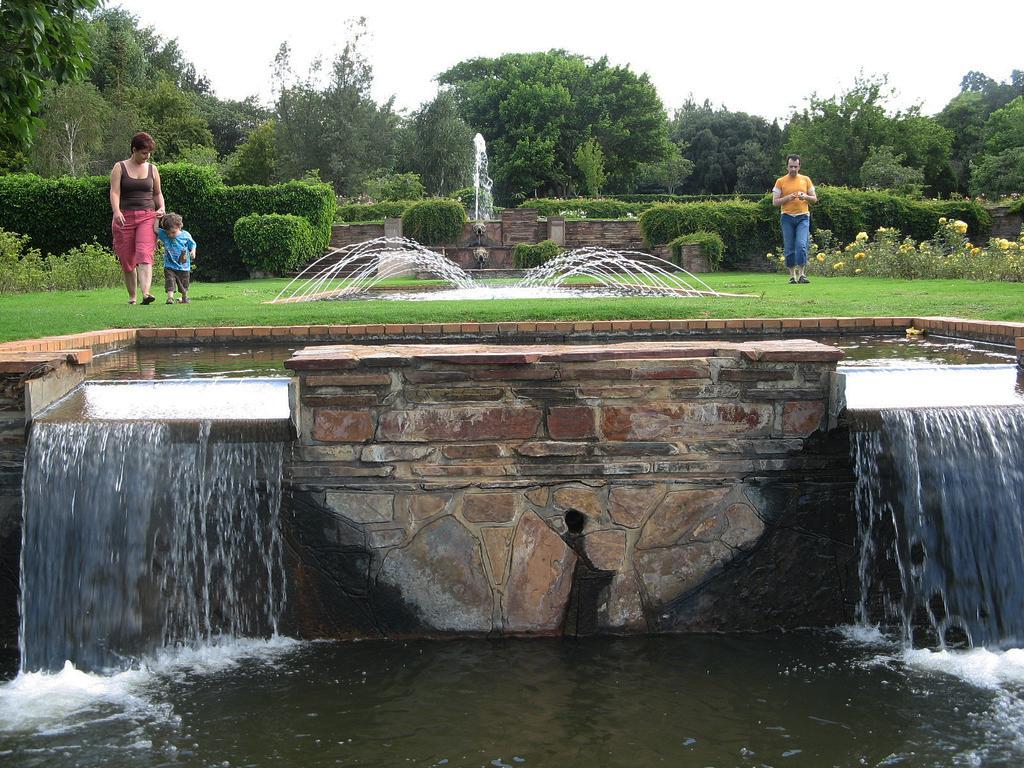 Johannesburg botanic garden for Garden design johannesburg