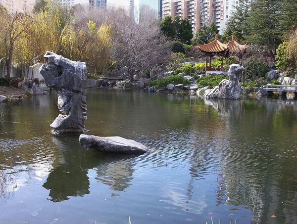 Chinese Garden of Friendship David Dean