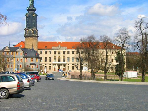 Weimar Schloss Werner