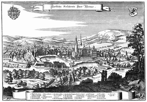 Weimar Schloss Wikipedia
