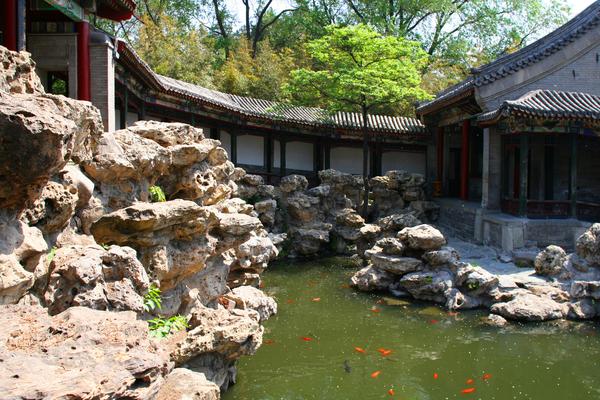 Jing Xin Zhai Gardenvisit.com