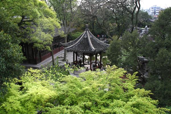 Ge Garden Yangzhou Gardenvisit.com