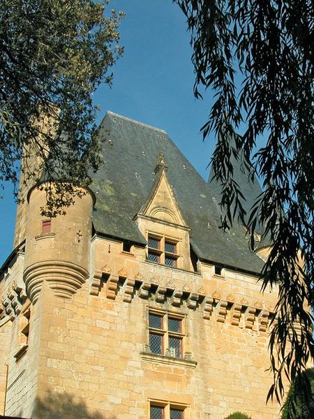 Château de Chabans Jean-Pierre Dalbéra