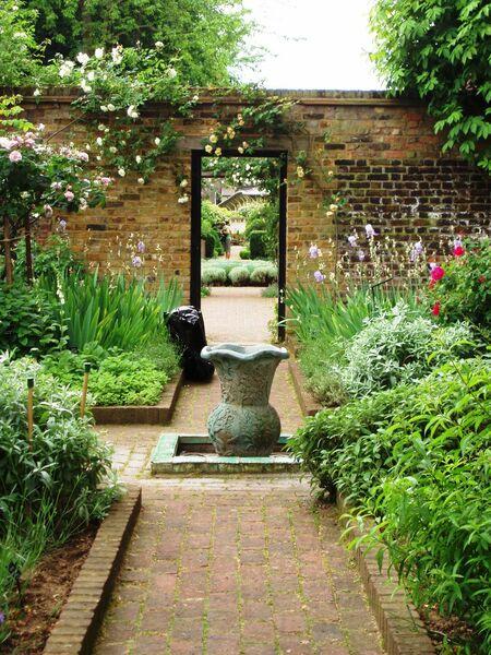 Geffrye Museum Gardens Ewan Munro