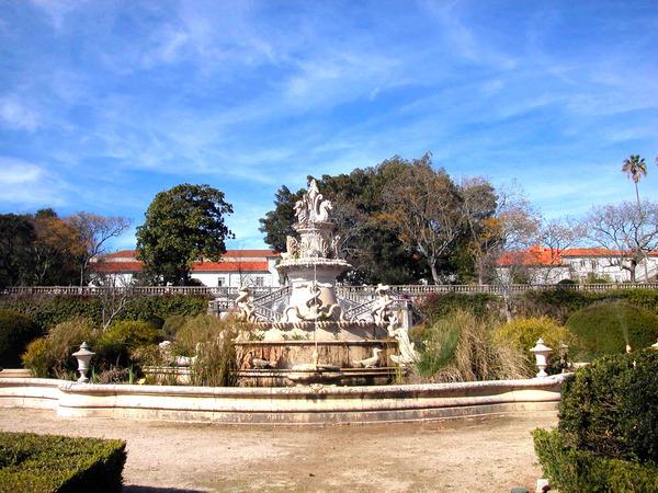 Jardim Botânico d'Ajuda siwmae