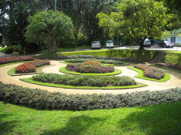 Hakgala Gardens Lahiru Kannangara